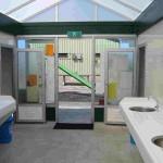 moderne sanitaire voorzieningen